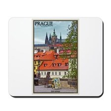 Prague Castle Mousepad
