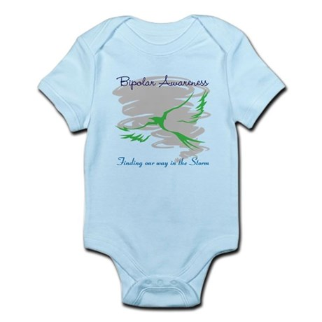 The Storm Infant Bodysuit