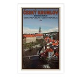 Cesky K. Vltava River Postcards (Package of 8)