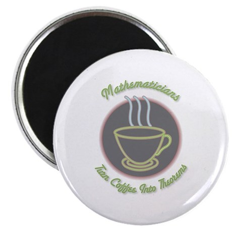 "Mathematicians 2.25"" Magnet (10 pack)"