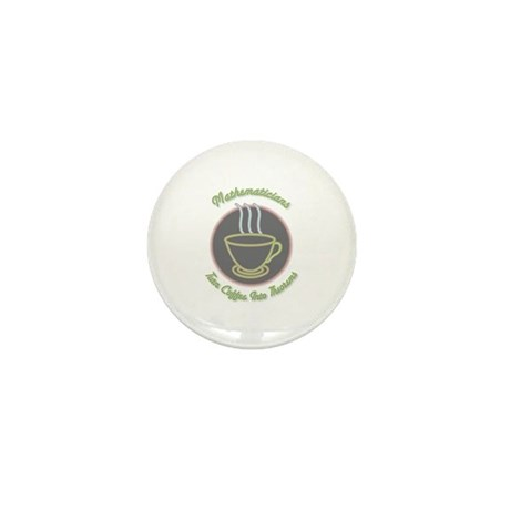 Mathematicians Mini Button (10 pack)