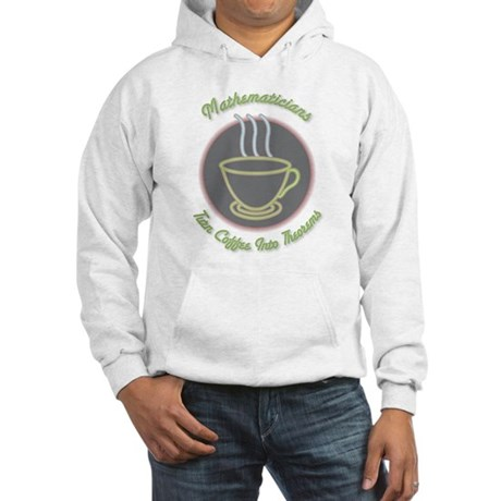 Mathematicians Hooded Sweatshirt
