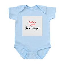 Daddy's Little Headbanger Onesie