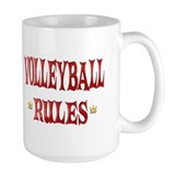 Volleyball Rules Mug