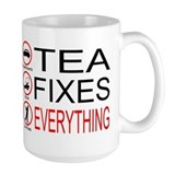 Tea Fixes Everything Mug