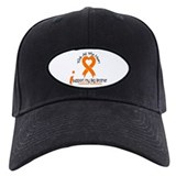 With All My Heart Leukemia Baseball Hat