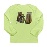 DJ Disc Jockey Long Sleeve Infant T-Shirt