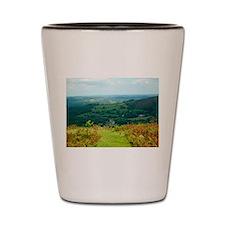 South Devon Moors Shot Glass