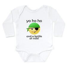 Pirate Bob: Yo Ho Ho Baby Outfits