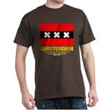 Amsterdam Flag T-Shirt