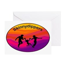 Skinnydipper Logo Greeting Card
