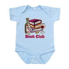 Wine: My Book Club Infant Bodysuit