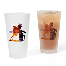 TNB Paint/Pinto Drinking Glass