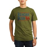 Reagan Bush 84 retro T-Shirt