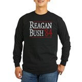 Reagan Bush 84 retro T