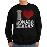 I love Ronald Reagan Retro Sweatshirt