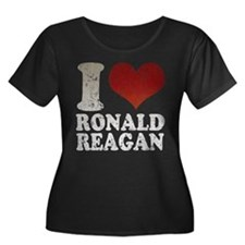 I love Ronald Reagan Retro T