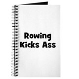 Rowing Kicks Ass Journal