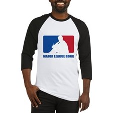 Major League Bong Baseball Jersey