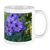 Blue Wildflowers Small Mug