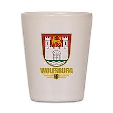 Wolfsburg Shot Glass
