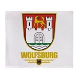 Wolfsburg Throw Blanket
