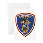 Denton County Sheriff Greeting Cards (Pk of 20)