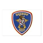Denton County Sheriff Postcards (Package of 8)