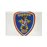 Denton County Sheriff Rectangle Magnet (100 pack)