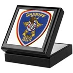 Denton County Sheriff Keepsake Box