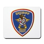 Denton County Sheriff Mousepad