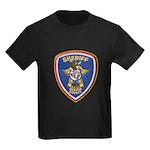 Denton County Sheriff Kids Dark T-Shirt