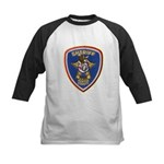 Denton County Sheriff Kids Baseball Jersey