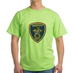 Denton County Sheriff Green T-Shirt