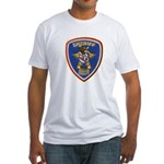Denton County Sheriff Fitted T-Shirt