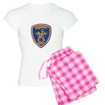 Denton County Sheriff Women's Light Pajamas