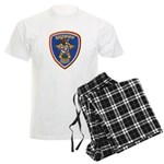 Denton County Sheriff Men's Light Pajamas