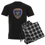 Denton County Sheriff Men's Dark Pajamas