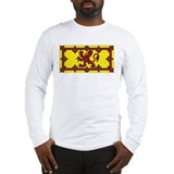 Scotland Royal Banner Long Sleeve T-Shirt