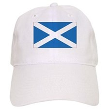 Scotland Flag Baseball Cap