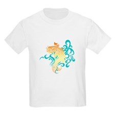 Coi Fish Tattoo T-Shirt