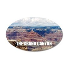 Grand Canyon 22x14 Oval Wall Peel