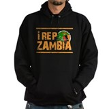 I rep Zambia Hoodie