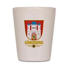 Luneburg Shot Glass
