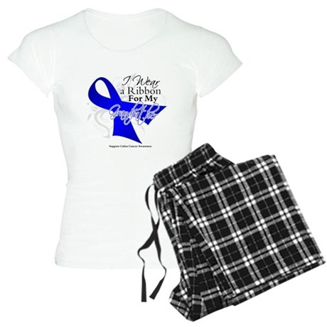 Grandfather Colon Cancer Women's Light Pajamas
