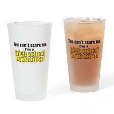 High School Principal Drinking Glass