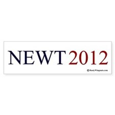 NEWT 2012 Bumper Sticker