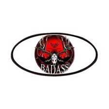 Club bad ass Patches
