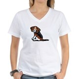 Cute Tri-color Beagle Shirt