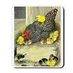 Mother Hen Mousepad